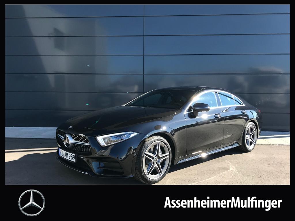Mercedes-Benz CLS 400 d 4MATIC Coupé **6d_TEMP/AMG/19Z/SHD/ILS, Jahr 2018, diesel