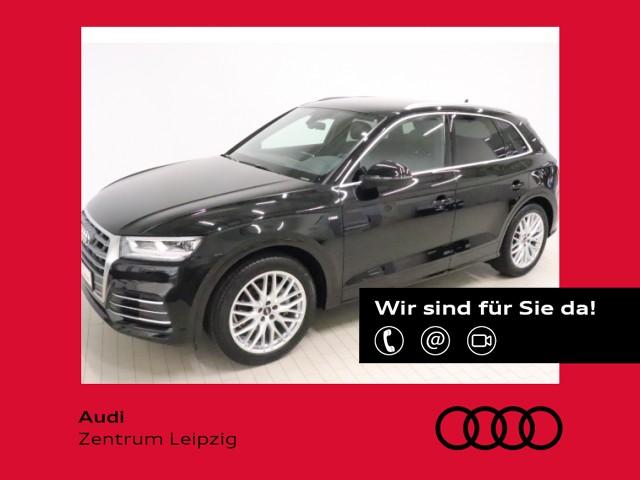Audi Q5 2.0 TDI sport quattro *Audi virtual cockpit*, Jahr 2017, Diesel