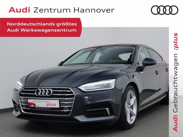 Audi A5 Sportback 2.0 TDI Pano, AHK, Navi, Xenon, PhoneBox, Jahr 2018, Diesel