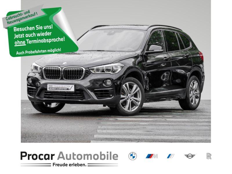 BMW X1 sDrive18i 50 JAHRE BMW BANK AKTION AB 0,15% FINANZIERUNG!!, Jahr 2018, Benzin