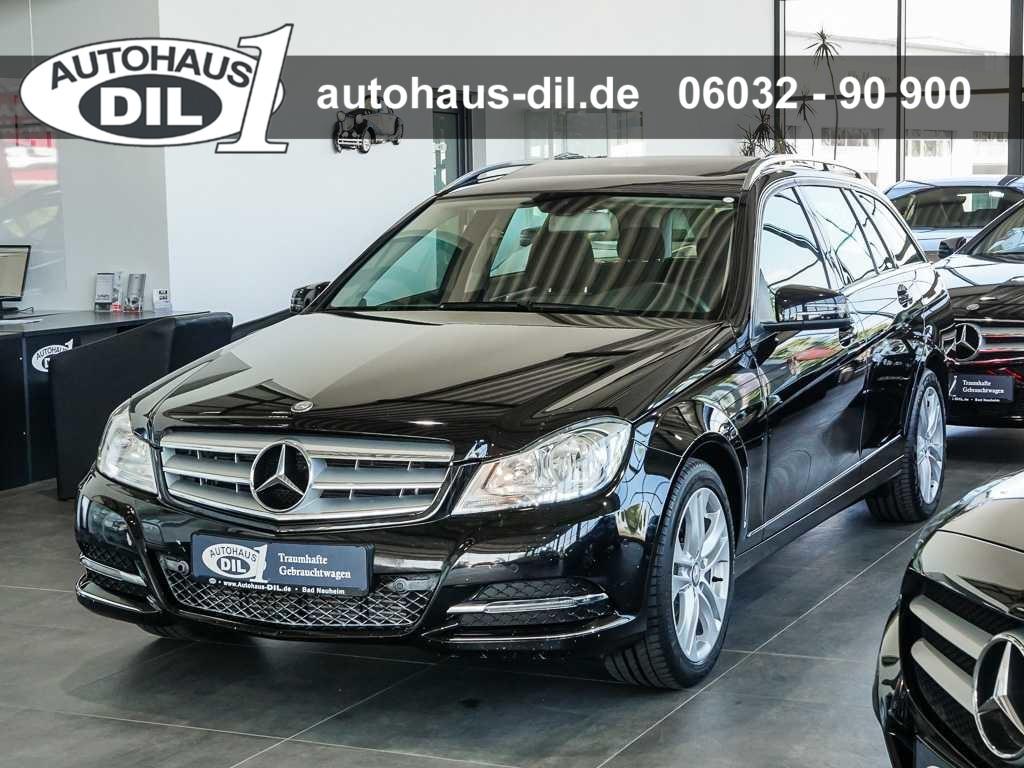 Mercedes-Benz C 220 T CDI DPF BlueEFFICIENCY Edition, Jahr 2012, Diesel