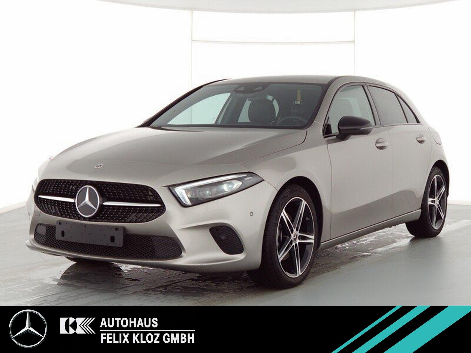 Mercedes-Benz A 180 Progressive Night*MBUX High-End*LED*Kamera, Jahr 2020, Benzin