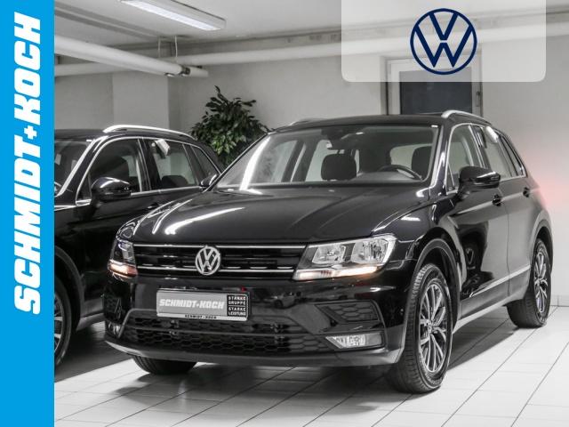 Volkswagen Tiguan 1.5 TSI BMT OPF Comfortline DSG, AHK, Navi, Jahr 2020, Benzin