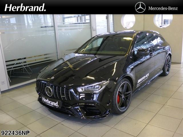 Mercedes-Benz CLA 45 AMG Shooting Brake S 4matic+ PANO+HUD+360, Jahr 2020, Benzin