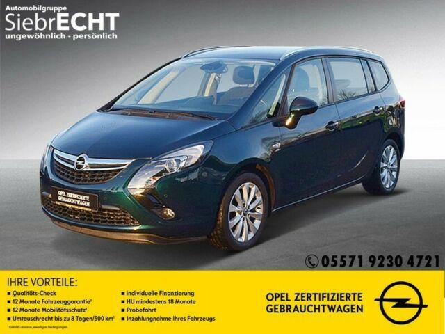 Opel Zafira Tourer Active 2.0 D NAVI*AHK*2 ZonenKlima, Jahr 2013, Diesel