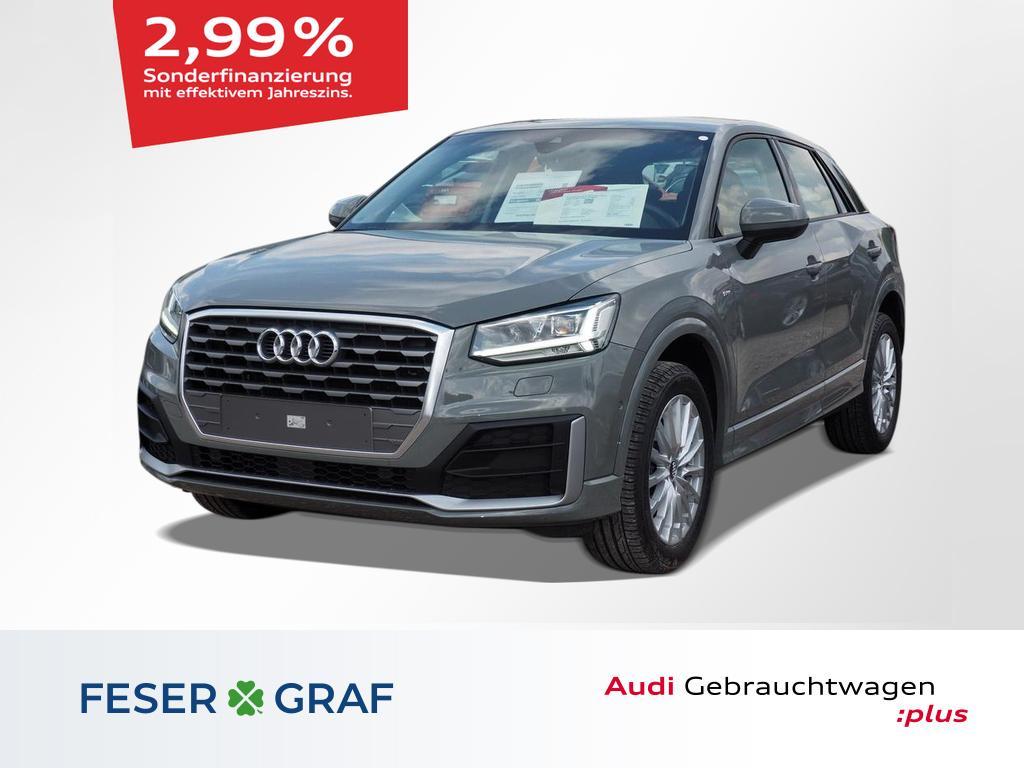 Audi Q2 S line 35 TFSI Navi Plus/LED/DAB/virtual/17`, Jahr 2019, Benzin