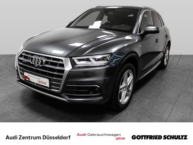 Audi Q5 quattro 2.0 TDI S-line S-tronic 140(190) KW(PS) Sport, Jahr 2017, Diesel