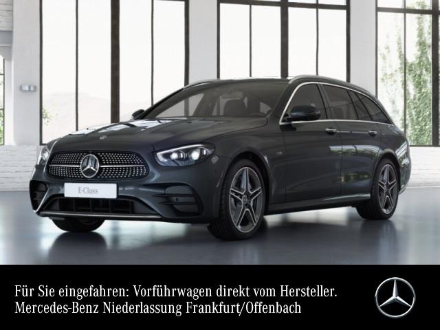Mercedes-Benz E 300 de T AMG+Pano+360+MultiBeam+Fahrass+Keyless, Jahr 2020, Hybrid_Diesel