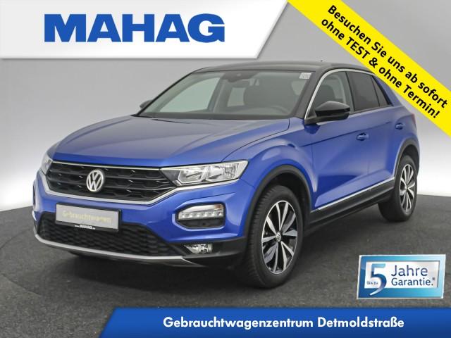 Volkswagen T-ROC STYLE 1.5 TSI Navi ActiveInfo AppConnect 17Zoll 6-Gang, Jahr 2020, Benzin