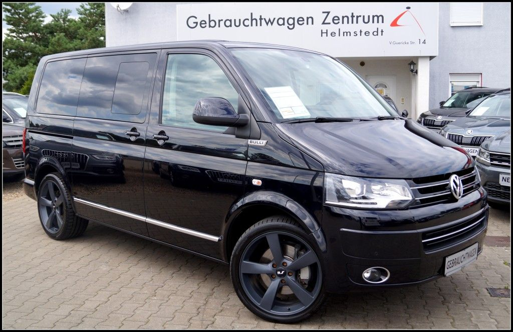 Volkswagen Multivan DSG 4MOTION Highline AHK*STANDHZ*KAMERA, Jahr 2015, Diesel