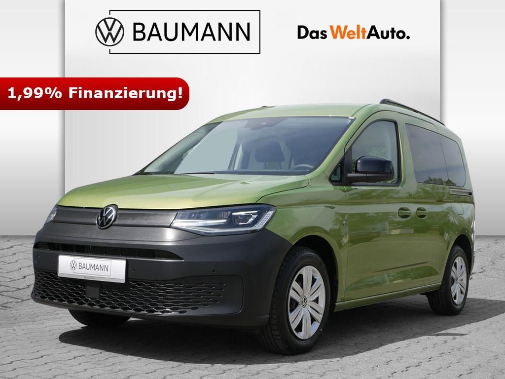 Volkswagen Caddy California 2.0 TDI, Jahr 2021, Diesel