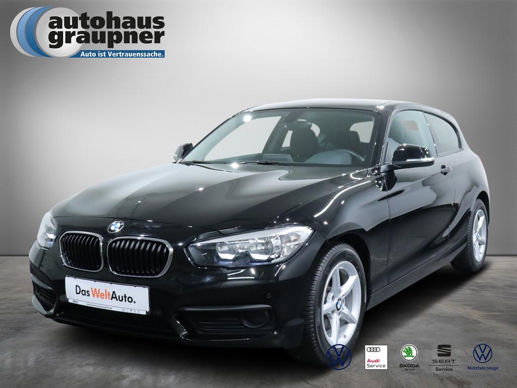 BMW 118iA, Jahr 2015, Benzin