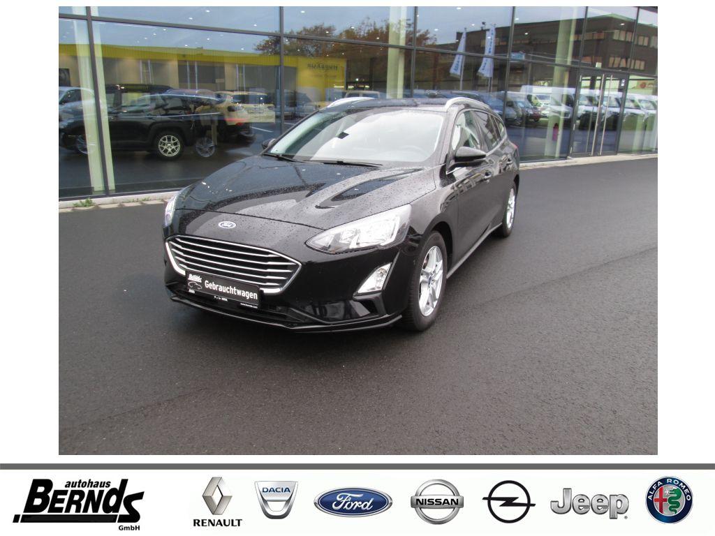 Ford Focus TURNIER 1.0 EB 125 S&S C&C WINTER-Pkt NAV, Jahr 2020, Benzin