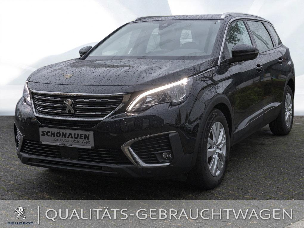 Peugeot 5008 BHDi 130 ACTIVE +NAVI+SHZ+KLIMA+PDC+GRA++, Jahr 2019, Diesel