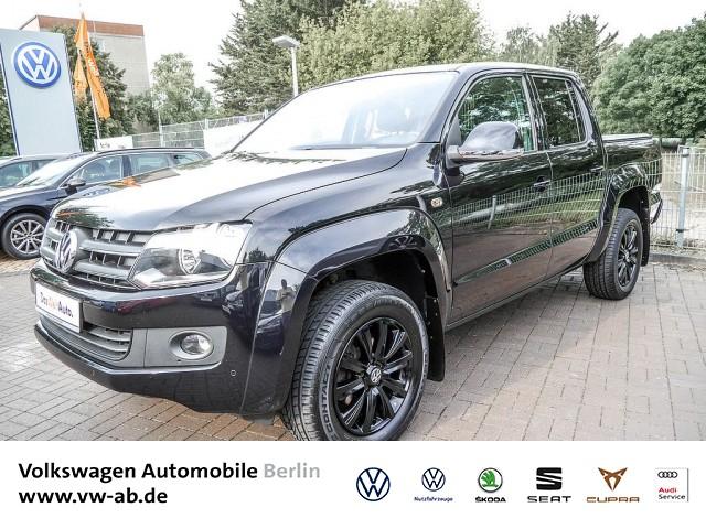 Volkswagen Amarok 2,0 TDI DC Navi Leder AHZV GRA, Jahr 2016, Diesel