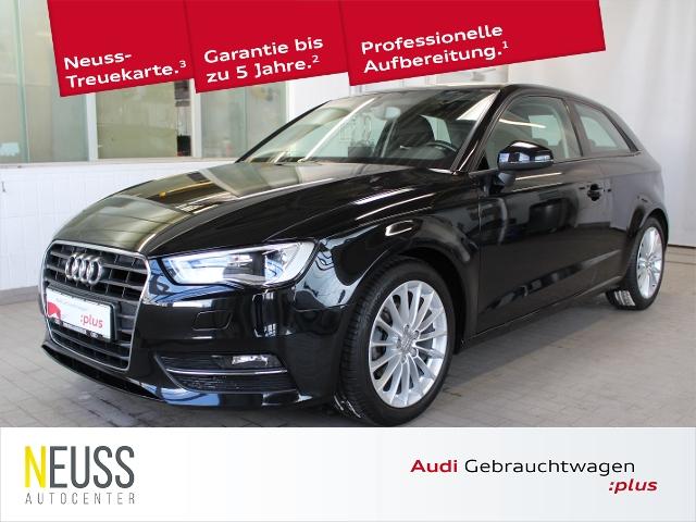 Audi A3 1.4 TFSI Ambition XENON+GRA+PDC+BT+CONNECTIVI, Jahr 2013, Benzin