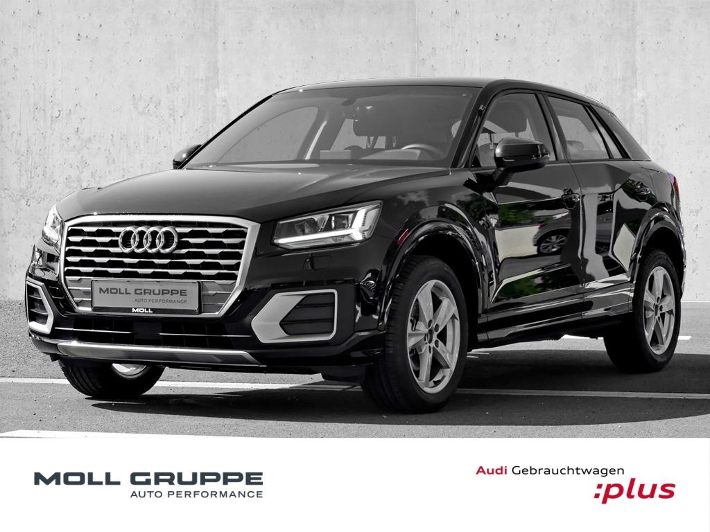 Audi Q2 30 TFSI Sport LED NAVI ALU, Jahr 2020, Benzin