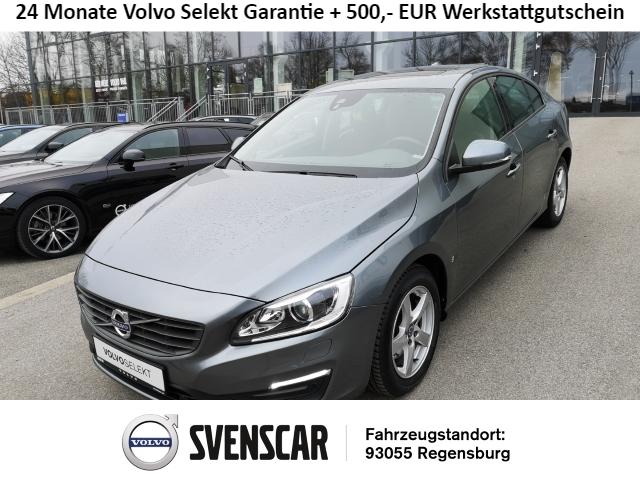Volvo S60 D4 Linje Business Navi Dyn. Kurvenlicht Rückfahrkam. LED-Tagfahrlicht Beheizb. Frontsch., Jahr 2015, Diesel