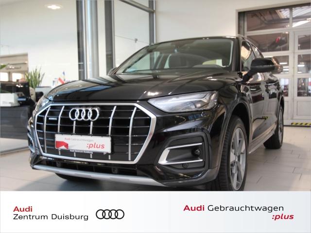 Audi Q5 40 TDI quattro advanced LED Navi Kamera SHZ, Jahr 2020, Diesel