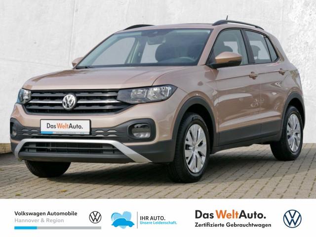 Volkswagen T-Cross 1.0 TSI Media ACC Sitzheizung Dachreling, Jahr 2019, Benzin