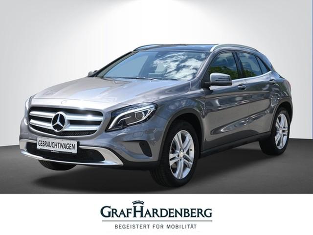 Mercedes-Benz GLA 200d Urban 7-G DCT, Jahr 2016, Diesel