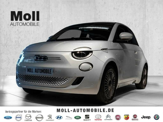 Fiat 500 E ICON - 42KW CO-DRIVER MAGIC EYE WINTE, Jahr 2020, Elektro