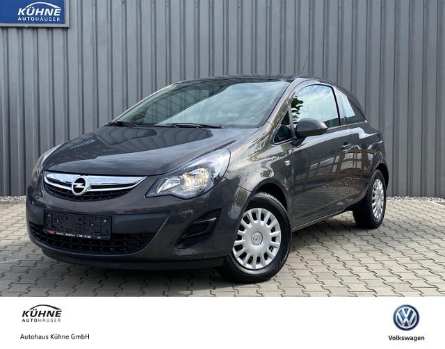 Opel Corsa D 1.2 Selection+Klima+Isofix+Radio/CD, Jahr 2014, Benzin
