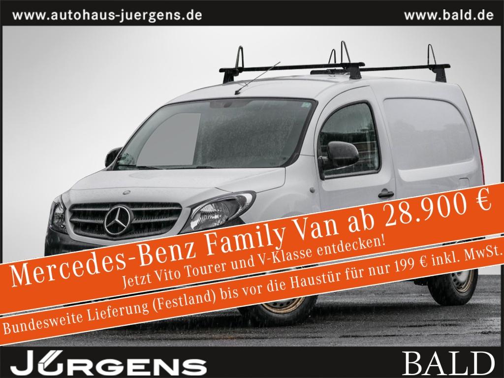 Mercedes-Benz Citan 108 Kastenwagen Worker lang AHK, Jahr 2017, Diesel