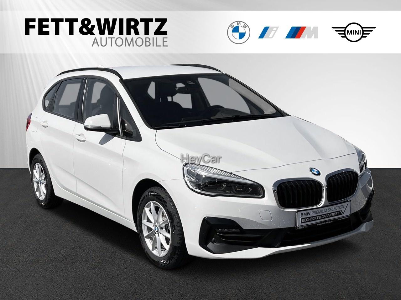 BMW 216 Active Tourer *Nur 970km* Adv. AHK LED RFK, Jahr 2020, Benzin