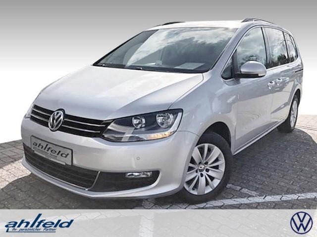 Volkswagen Sharan 2.0 TDI 7Sitze Navi AHK Klima Navi, Jahr 2015, Diesel