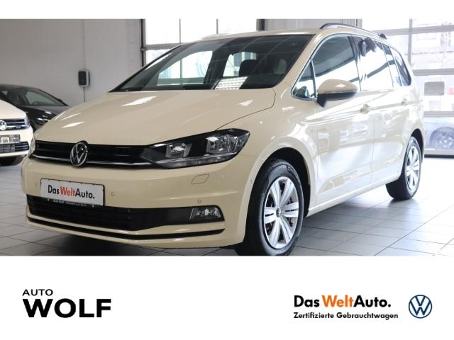 Volkswagen Touran Taxi Trendline 2.0 TDI BMT Start-Stopp Leder Navi Kurvenlicht Multif.Lenkrad Knieairbag, Jahr 2021, Benzin