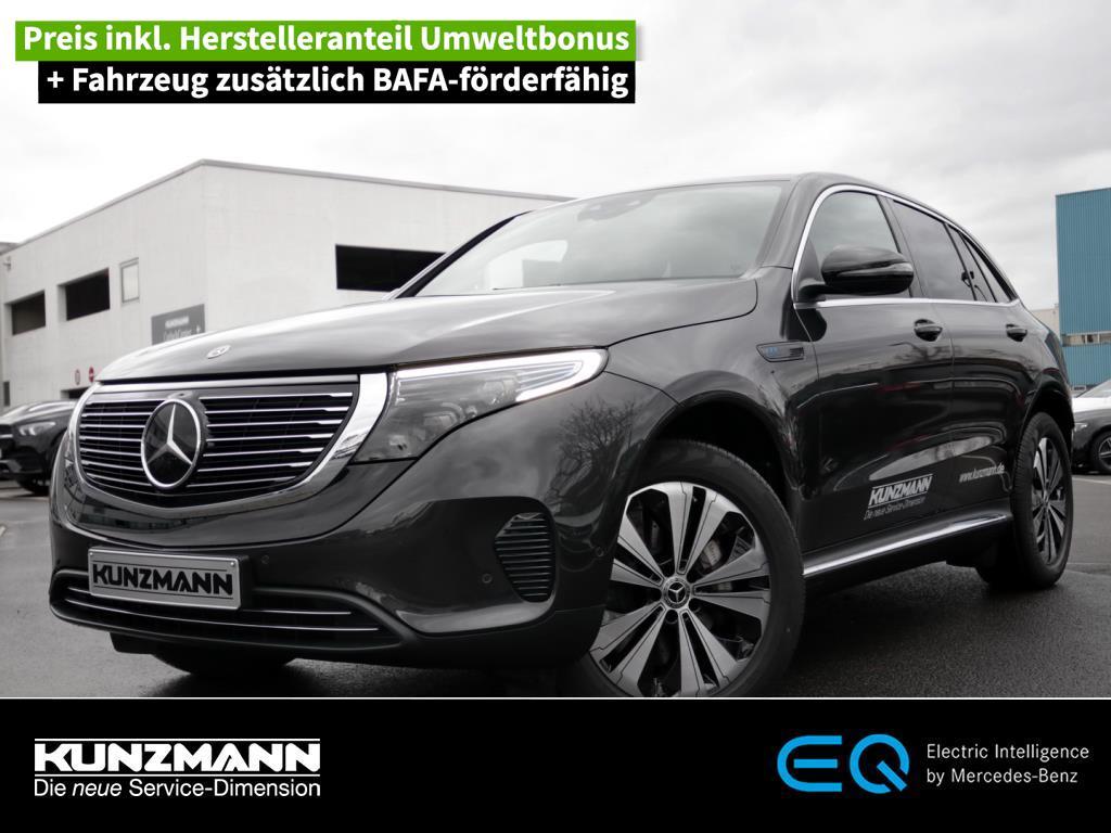 Mercedes-Benz EQC 400 4MATIC MBUX Navi LED Kamera Distronic, Jahr 2020, Elektro