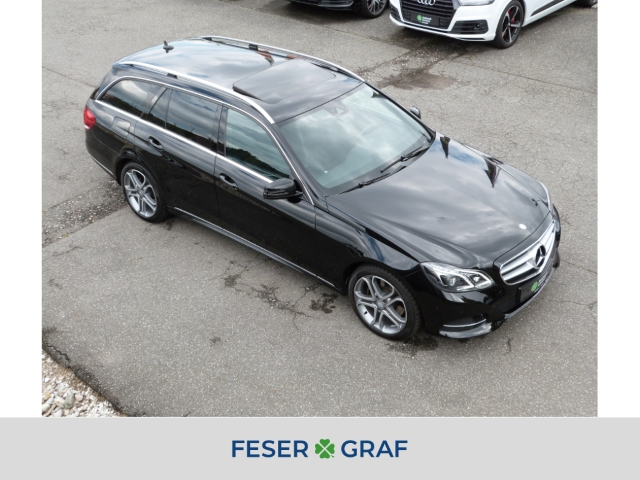 Mercedes-Benz E 200 TCGI LED-Navi-Schiebed.-SHZ-Alu-, Jahr 2013, Benzin