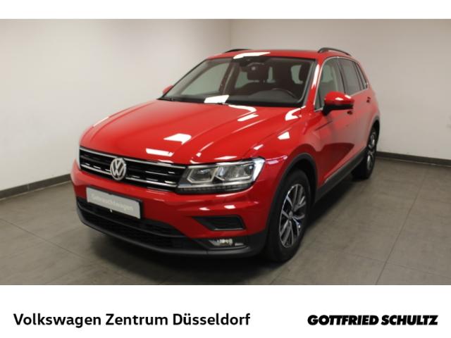 Volkswagen Tiguan Comfortline 2.0 TDI DSG *Navi*LED*Pano*SHZ*PDC*ACC*, Jahr 2018, Diesel
