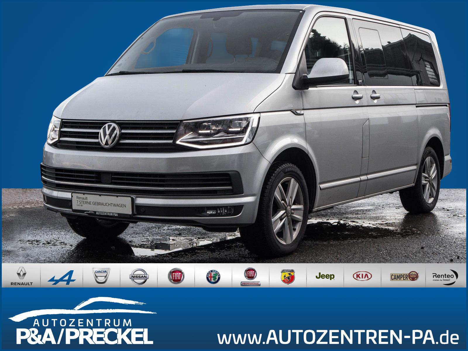 Volkswagen Multivan Kurz Generation Six / Navi/Standheizung, Jahr 2015, Diesel