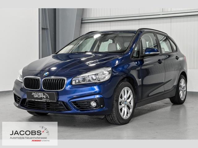 BMW 220d xDrive Active Tourer Sport Line LED,Navi,Head, Jahr 2016, Diesel