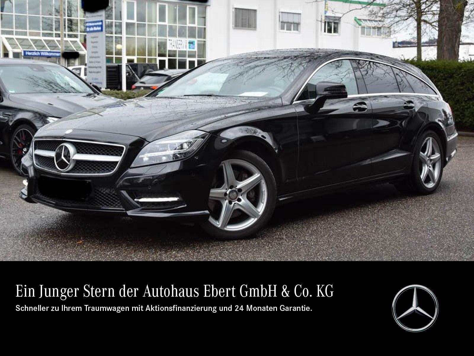 Mercedes-Benz CLS 350 CDI SB AMG COMAND+RFK+BURM+LED+DISTRONIC, Jahr 2014, Diesel