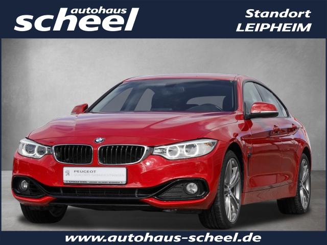 BMW 435 Gran Coupe 435d Sport xDrive*KEYLESS*BIXENON*ALLRAD*uvm., Jahr 2014, Diesel