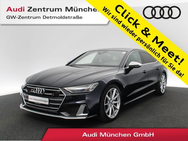 Audi S7 Sportback TDI AHK HUD B&O Laserlicht Standhz. Luftfw. Sitzbel./Massage tiptronic, Jahr 2019, Diesel