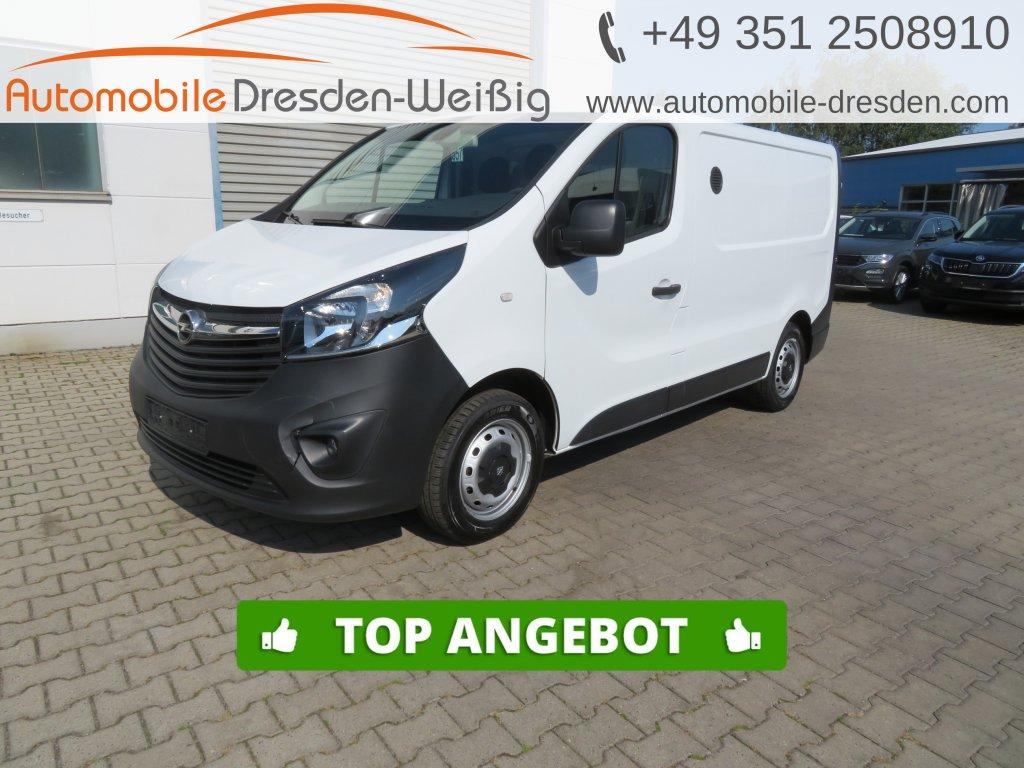 Opel Vivaro Kasten L1H1 2,7t*Klima*Kamera*, Jahr 2015, Diesel