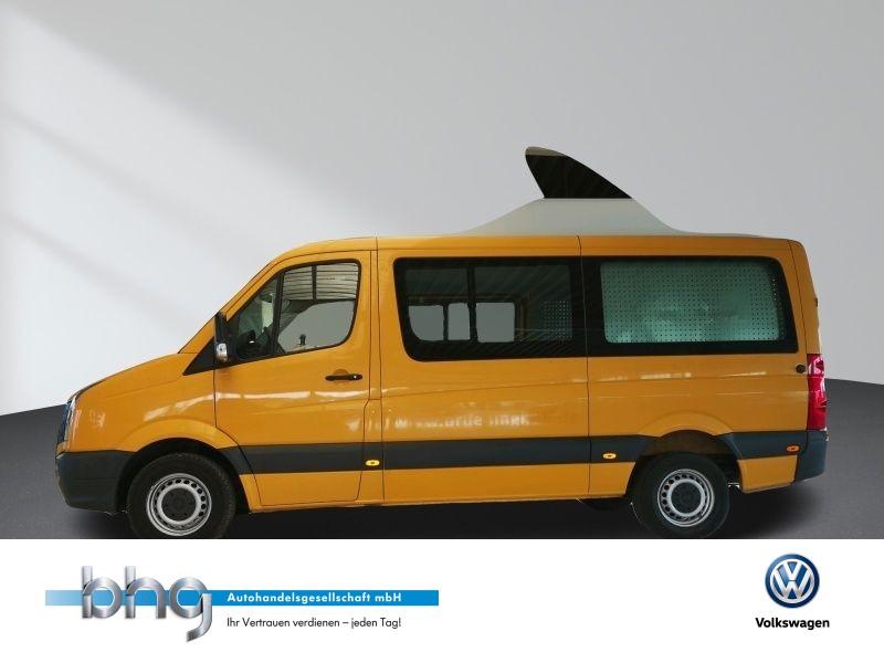 Volkswagen Crafter 35 BiTDI, Jahr 2015, Diesel