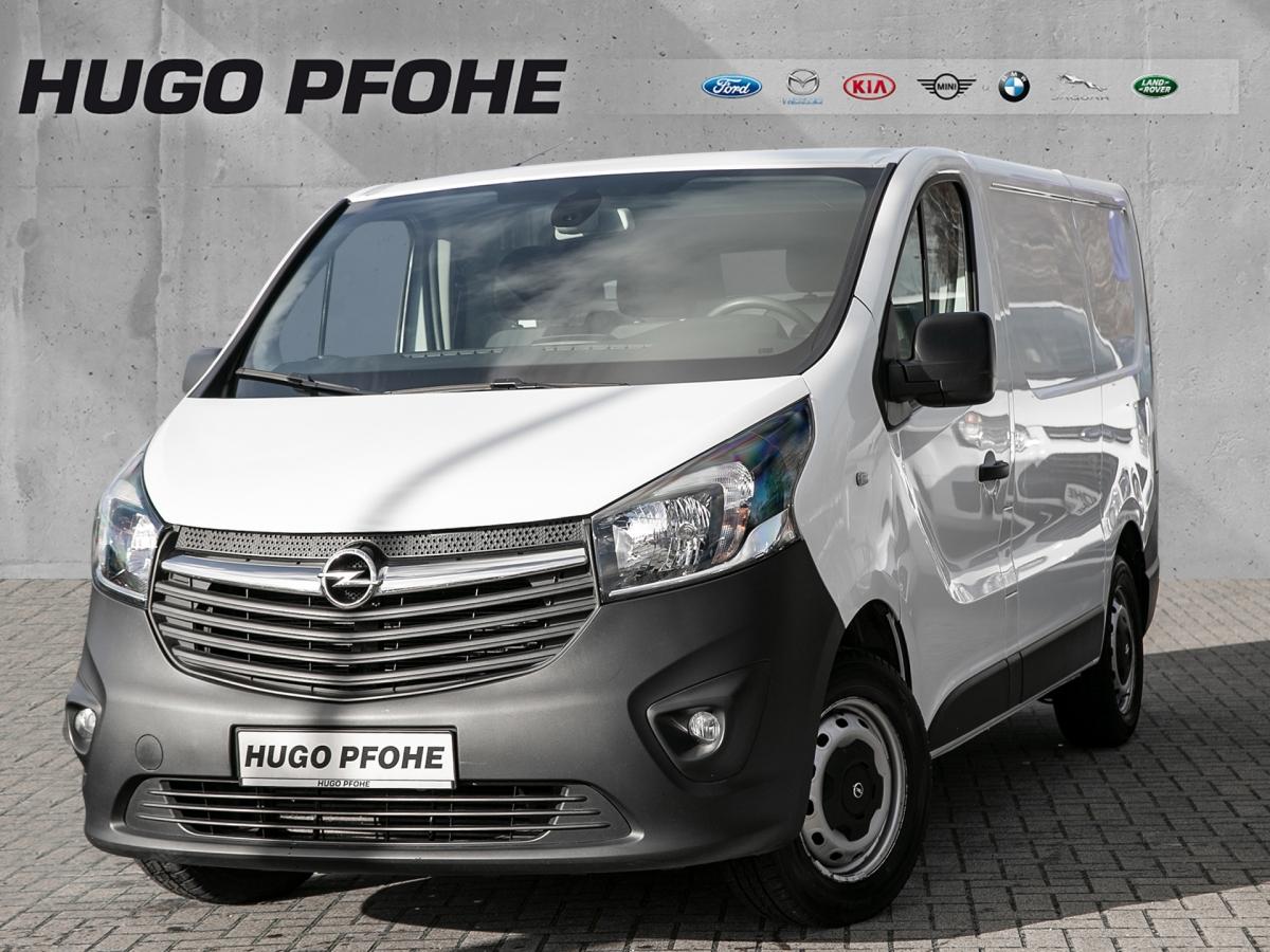 Opel Vivaro B 1.6 CDTI L1H1 Kasten 90PS, Jahr 2016, Diesel