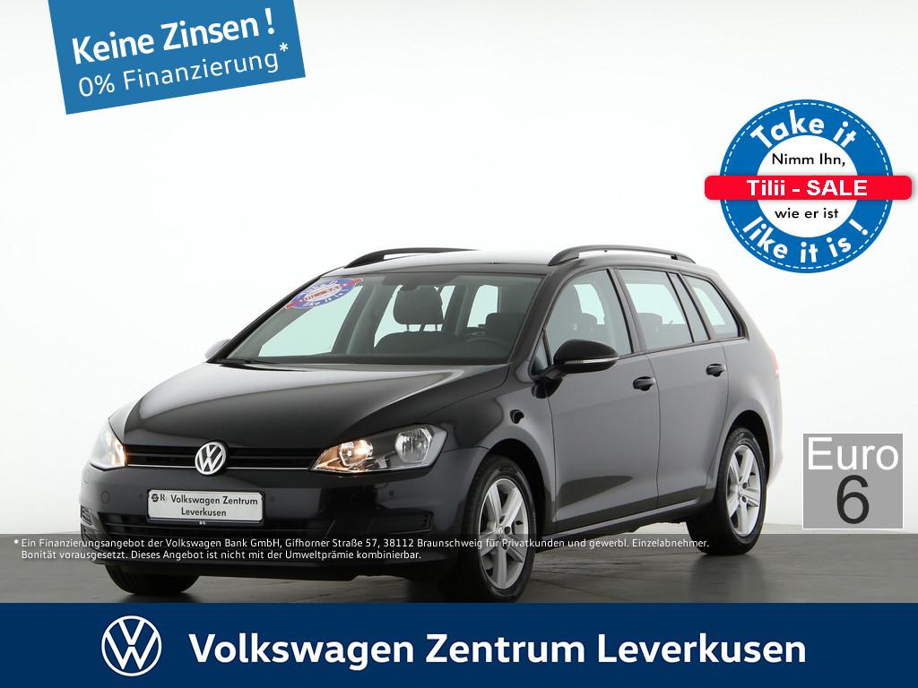 Volkswagen Golf VII Variant 1.6 Comfort, Jahr 2016, Diesel
