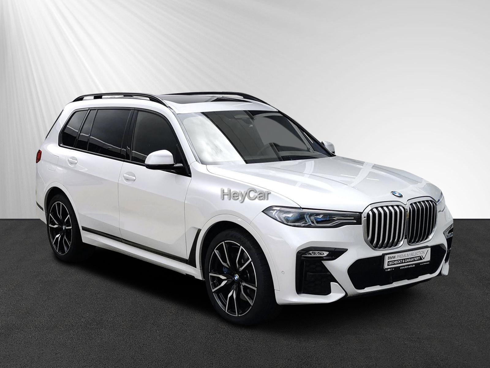 BMW X7 xDrive40i M-Sport TV Leas. ab 999,- br.o.Anz., Jahr 2019, Benzin