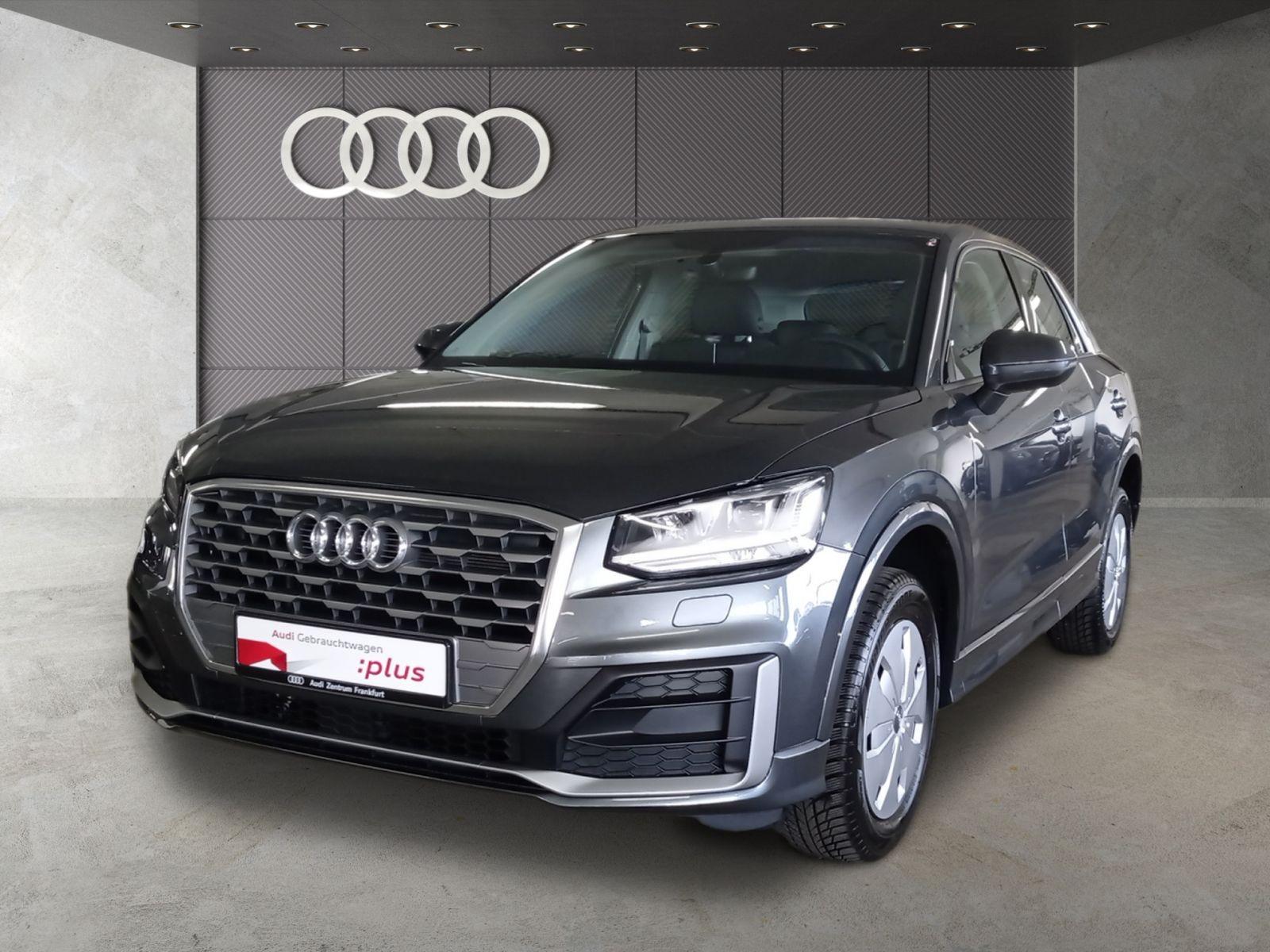 Audi Q2 30 TFSI advanced sport S line LED Navi DAB Tempomat, Jahr 2020, Benzin