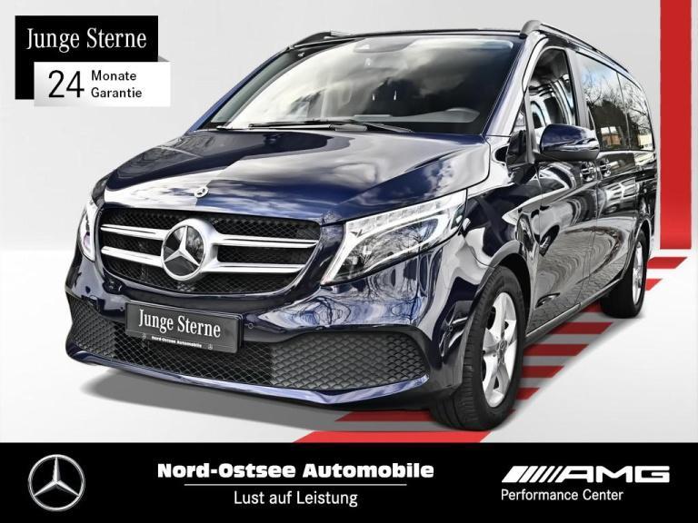 Mercedes-Benz V 300 Edition LED ILS elek. Trüen 7-Sitze Kamer, Jahr 2020, Diesel