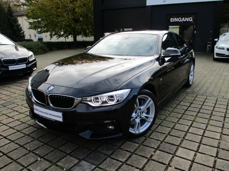 BMW 435d xDrive Coupe M Sport Aut. Euro6 Navi Professional HUD ACC Hifi Ad.LED Innovationspaket, Jahr 2016, diesel