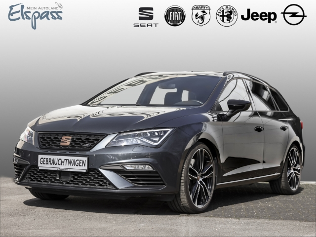 Seat Leon ST Cupra 300 4Drive NAVI LED DIG. COCKP KAMERA, Jahr 2019, Benzin