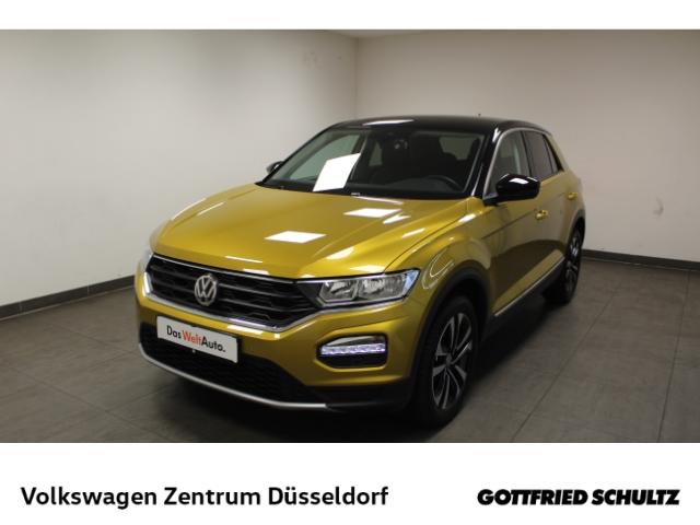 Volkswagen T-Roc United 1.5 TSI DSG *Kamera*Navi*VZE*SHZ*, Jahr 2020, Benzin