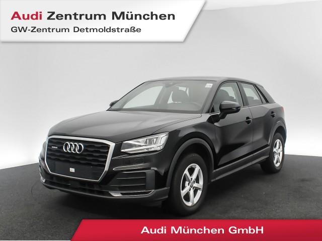 Audi Q2 2.0 TDI qu. LED ACC Navi Leder el.Heckklappe #comfort S tronic, Jahr 2018, Diesel